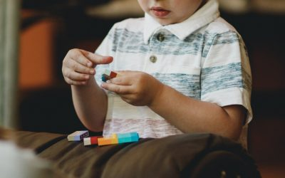How Play-Doh and Trampolines Help With Vision Therapy