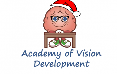 Christmas List: Games for Encouraging Visual Development